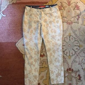 Anthropologie cartonnier charlie trouser